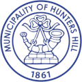 Hunter's Hill Council logo