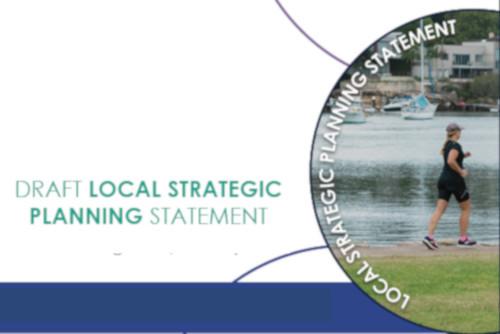 Draft Hunters Hill Local Strategic Planning Statement