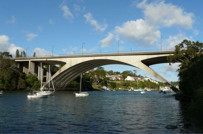 Drummoyne Gladesville Bridge Marina, 380 Victoria Place, Drummoyne lodged with Canada Bay Council – DA2019/0380