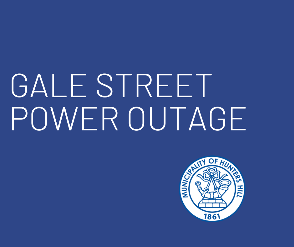 Gale Street Power Outage