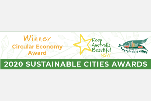Sustainable Cities Award Winner
