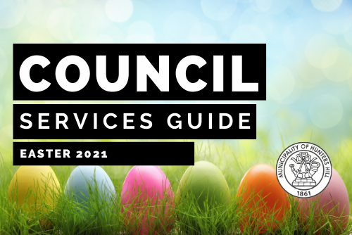 Easter: Council Services Guide