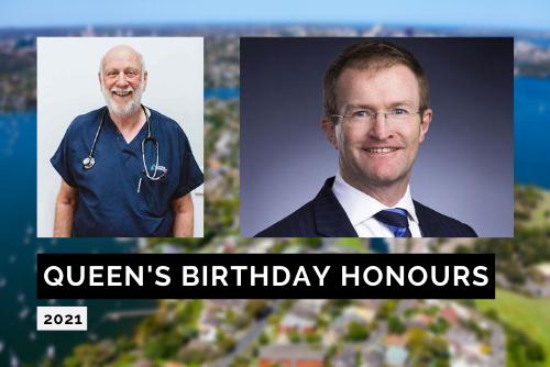 Locals recognised in Queen's Birthday Honours