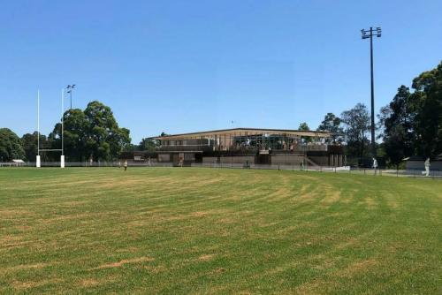 Boronia Park Sports and Community Facility DA