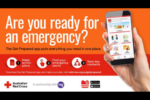 Get Prepared app