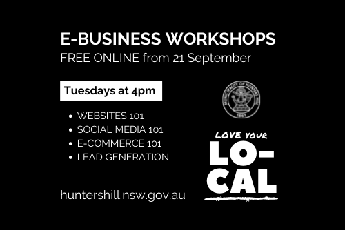 Love Your Local: E-Business Workshops